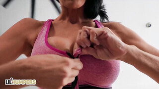 Fitness mami pornó